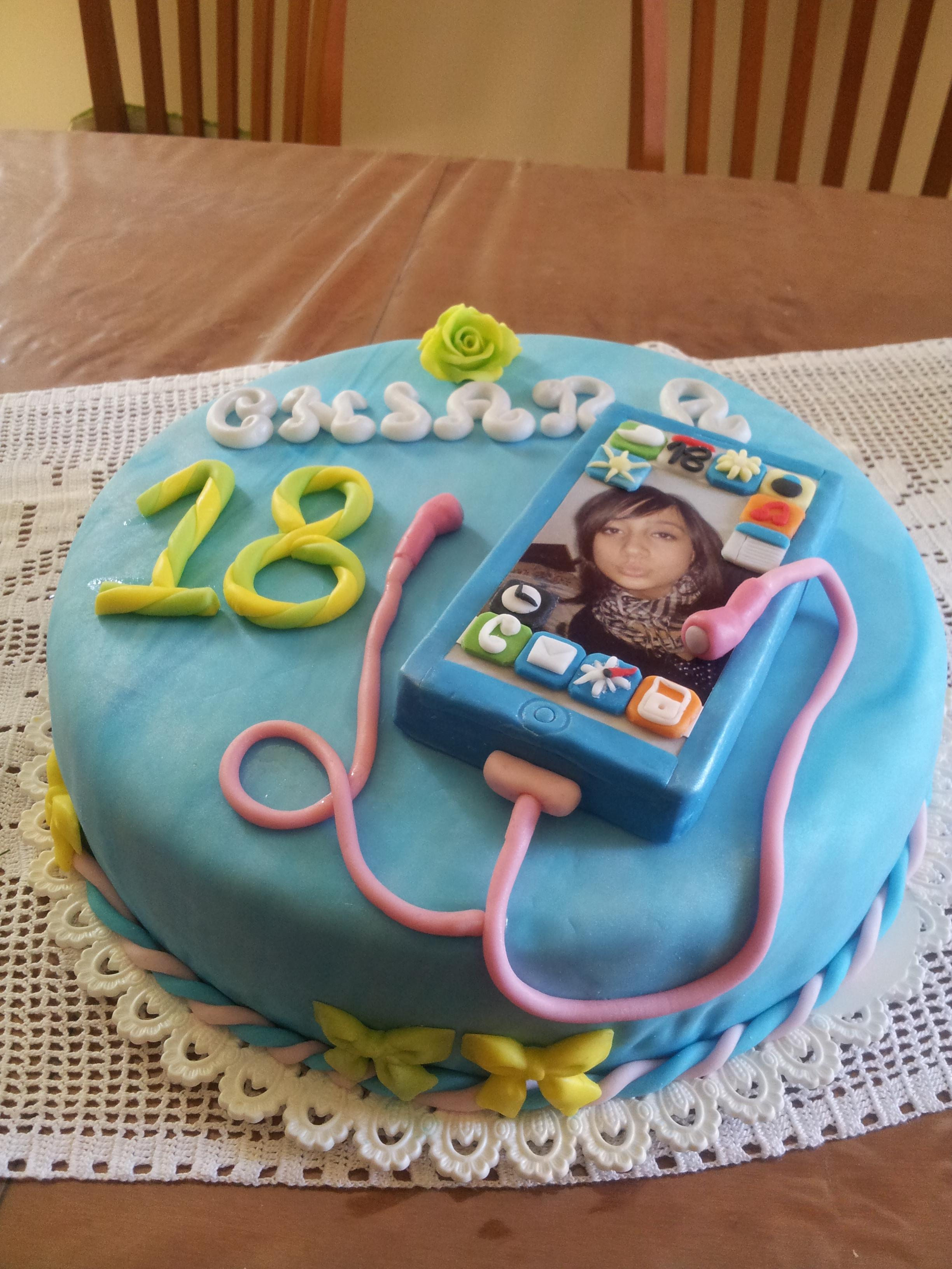 Compleanno ideamica for Torte per 18 anni maschile