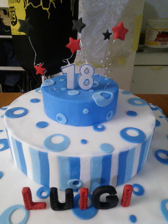 Popolare Compleanno Ragazzo 18 Anni | IdeAmica JO83